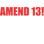 Amend 13