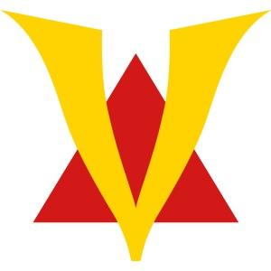 V Logo Vector New