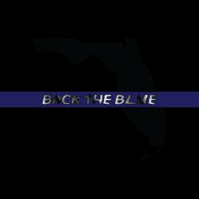 Back the Blue Florida.