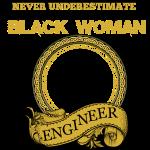 Powerful Black Engineer