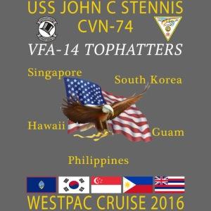 STENNIS VFA14 CREST png