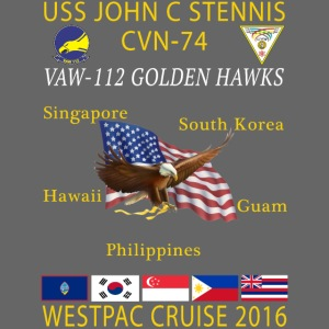 STENNIS VAW112 2016 CRUISE png