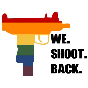 We Shoot Back!