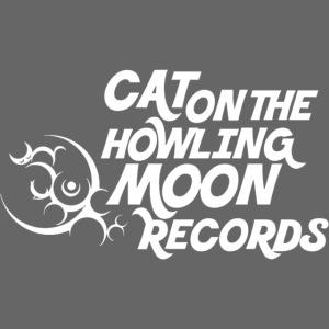 Cat on the Howling Moon logo (shirt)