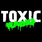 Toxic Radio Tshirt Logo.png