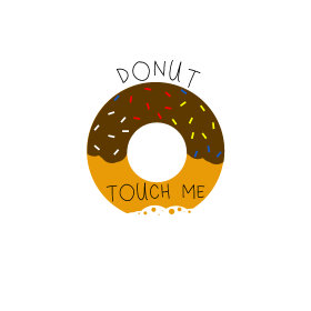 DONUTTOUCHME