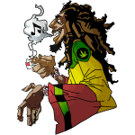 Rasta Weed and Music