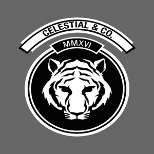 Celestial & Co. Offical Tiger Tee