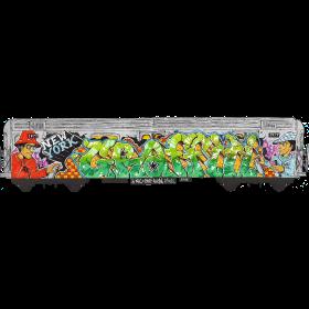 NicOne - NY Graff Design