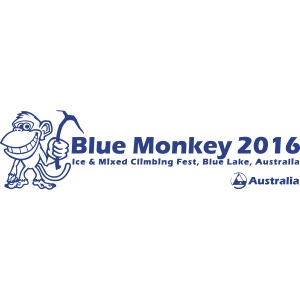 Blue Monkey 2016 T-Shirt V1