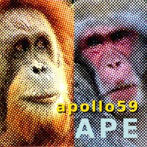 APE - Apollo59 Cover Art
