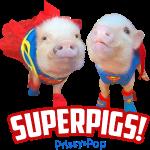 superpigs standard t-shirt
