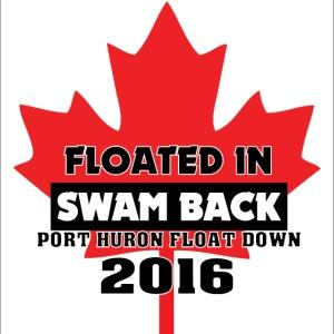 Swam Back