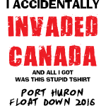 Invaded Canada