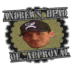 Andrew's Head Of Approval