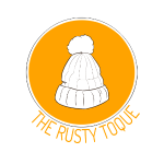 The Rusty Toque Orange Logo Brand