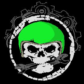 Mech Skull