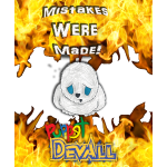 "Puppet Devall ""Mistakes"""