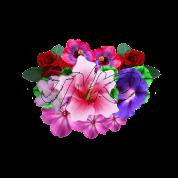tie dye flower t shirt spreadshirt
