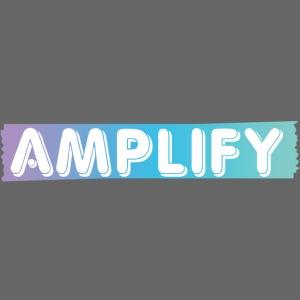 Amplify gradient bg