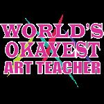 Worlds Okayest Art