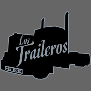 Los Traileros BW