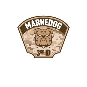 Desert Marne Dog (3rd ID)