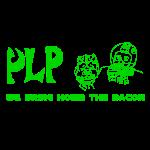 PLP artwork green