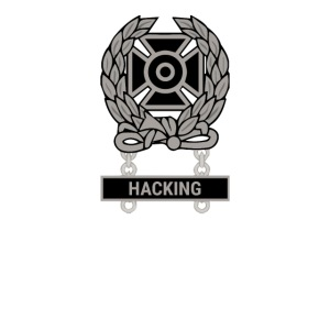 Expert Hacker Qualification Badge