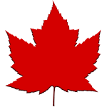 Red Maple Leaf Canada Souvenirs