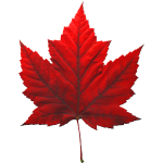 Canada Souvenir Maple Leaf