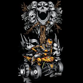 ATV Skulltree Halloween