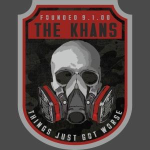 The Khans Camo Emblem