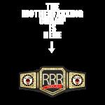 RRR Belt white