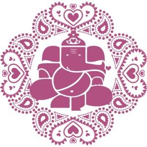 Ganesh Love Pink