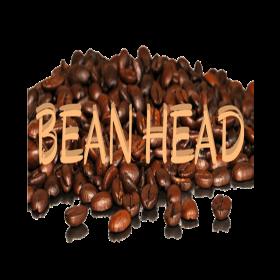 Coffee Bean Head