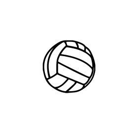 Funny I'd hit that Volleyball shirt