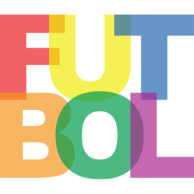 Futbol Stacked Colors