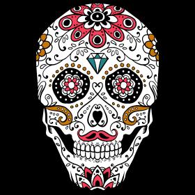 Sugar Skull 05