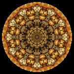 Desert Temple Mandala