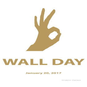 Wall Day - Gold