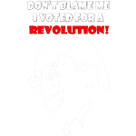 Don't Blame Me I Voted For Revolution