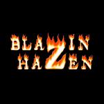 Blazin Hazen Logo Flame