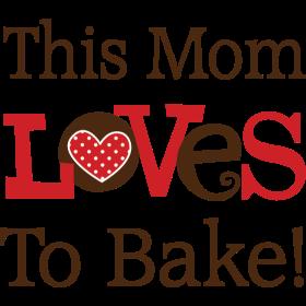 Mom Baking Baker Gift