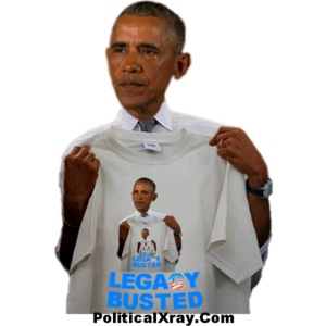 Obama Legacy Busted