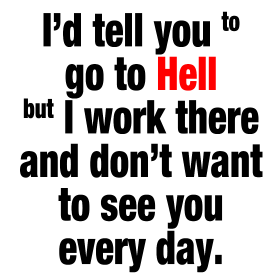 WORK IN HELL