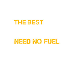 The best cars need no fuel. Electric Cars