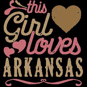 This Girl Loves Arkansas