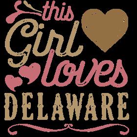 This Girl Loves Delaware
