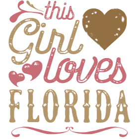 This Girl Loves Florida